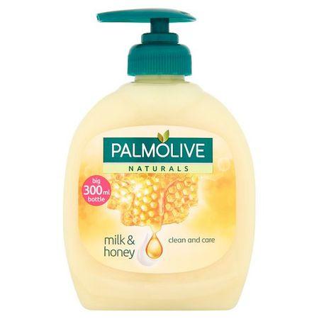 Sapun lichid Palmolive Naturals, Milk & Honey, 300 ml [0]