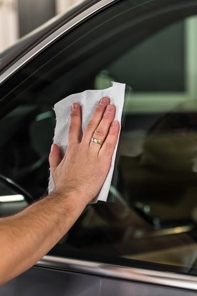 Servetele pentru indepartare ceara auto, Autoland, 2 buc [3]