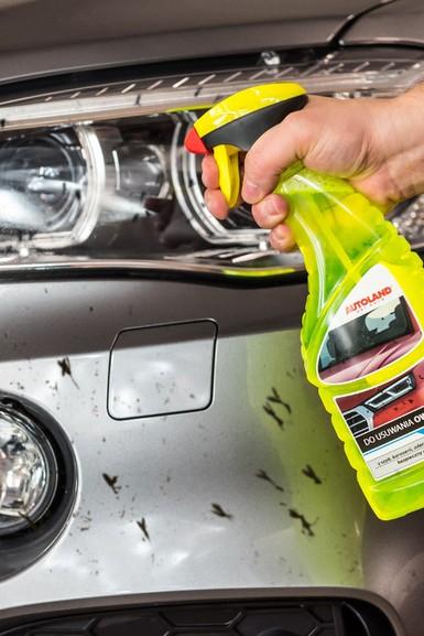Solutie indepartare resturi insecte, Autoland, 750 ml 3
