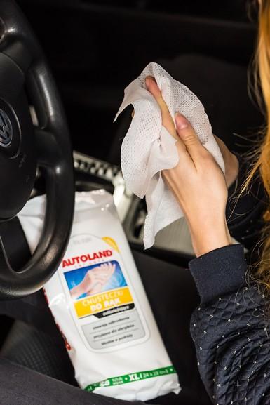 Servetele umede pentru curatarea mainilor, Autoland, 25 buc 2