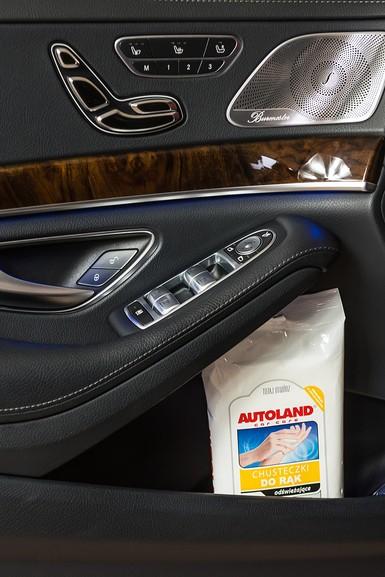 Servetele umede pentru curatarea mainilor, Autoland, 25 buc 3