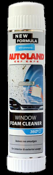 Spuma pentru curatarea suprafetelor din sticla, Glass foam cleaner, Autoland, 400 ml 0
