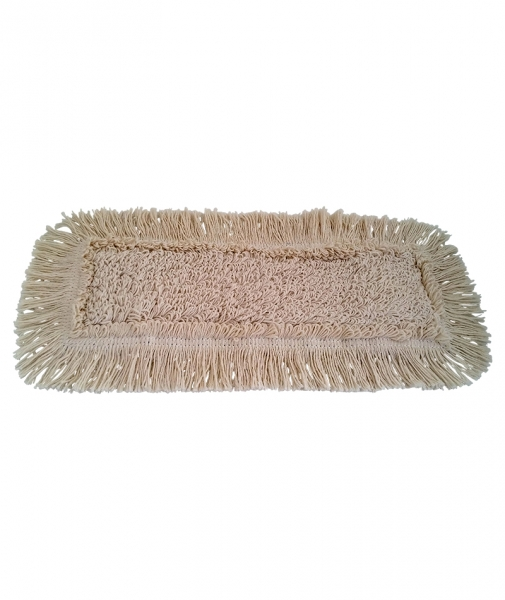Mop plat cu buzunar bumbac, 40 cm 0