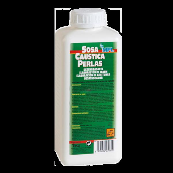 Soda caustica perle, concentratie 75%, 1Kg 0