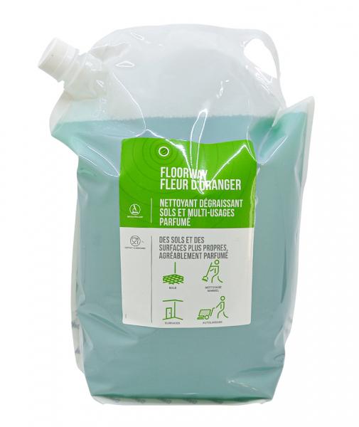 Solutie concentrata multisuprafete, FLOORWAY FLEUR D'ORANGER, 5 L 0