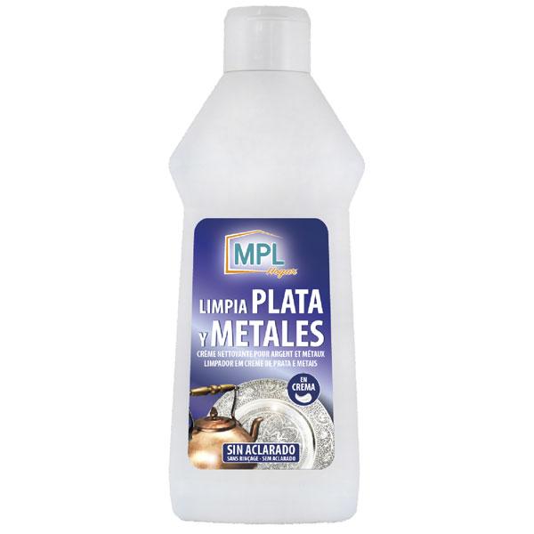 Solutie curatare argint si metal, 250 ml [0]