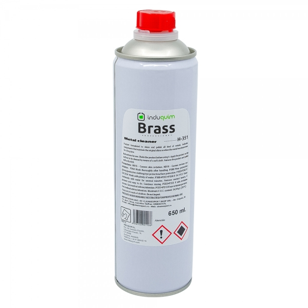 Solutie curatare metal, Brass, 650 ml 0