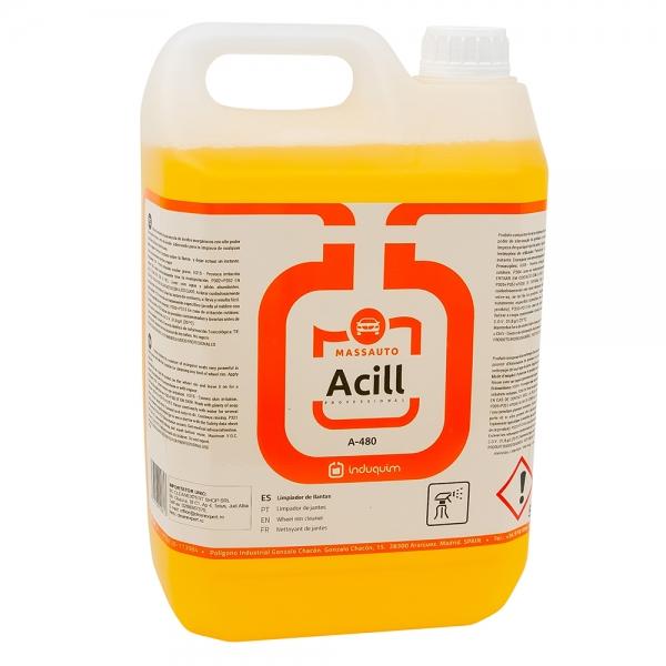 Solutie curatare jante, Acill, 5 L [0]