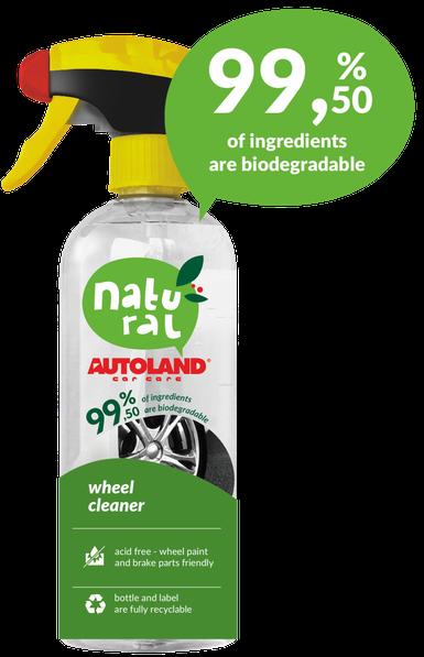 Solutie curatat jante si capace, ECO, Autoland, 500 ml 0