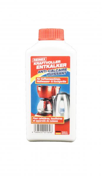 Solutie decalcifiere pentru cafetiera,  Reinex, 250 ml [0]