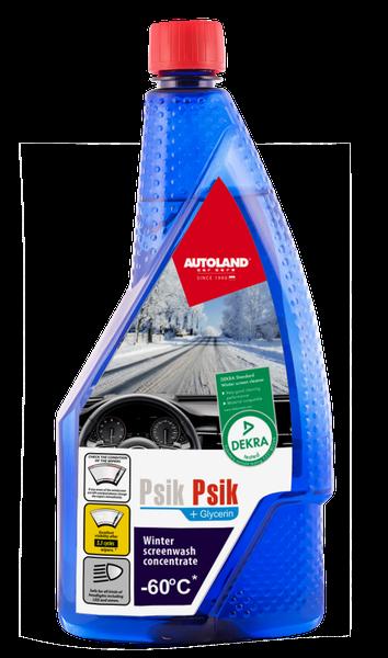 Lichid parbriz pentru iarna, pana la-60°C, concentrat, Autoland, 1L 0