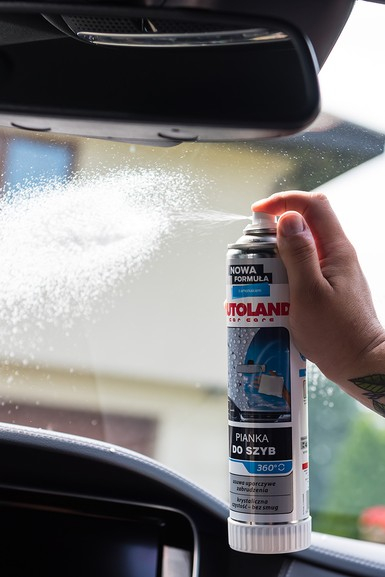 Solutie parbriz anti-aburire, Anti-Fog, Autoland, 300 ml [3]