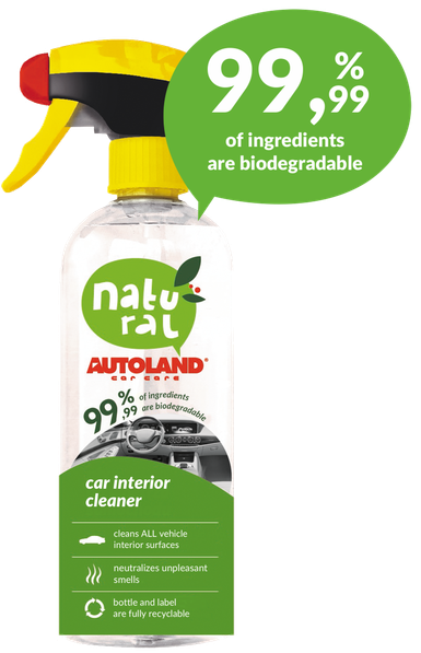 Solutie pentru curatarea interiorului auto, ECO, Autoland, 500 ml 1