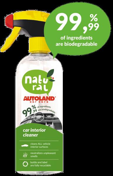Solutie pentru curatarea interiorului auto, ECO, Autoland, 500 ml 0