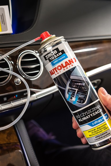 Spray curatare aer conditionat, Autoland, 400 ml 2
