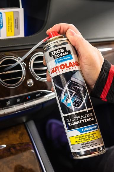 Spray curatare aer conditionat, Autoland, 400 ml 3