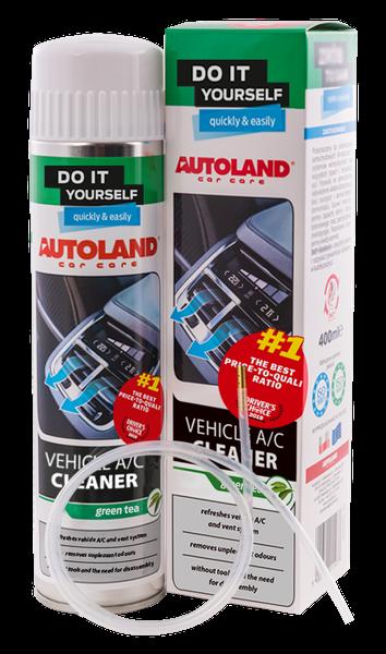 Spray curatare aer conditionat, Autoland, 400 ml 0