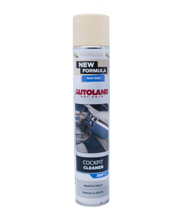 Spray curatare bord, Vanilla, Autoland, 750 ml [0]