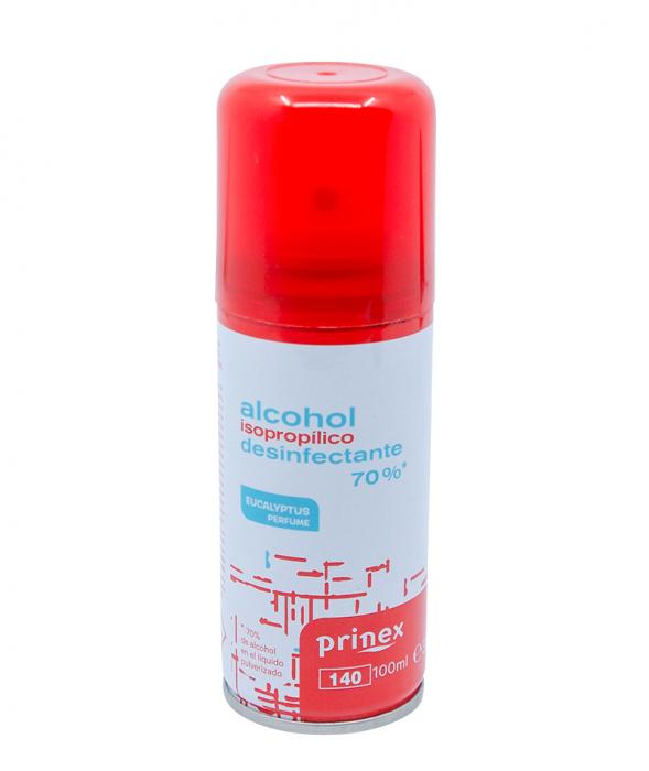 Spray hidroalcoolic igienizant uz universal, 70% alcool,100 ml [0]