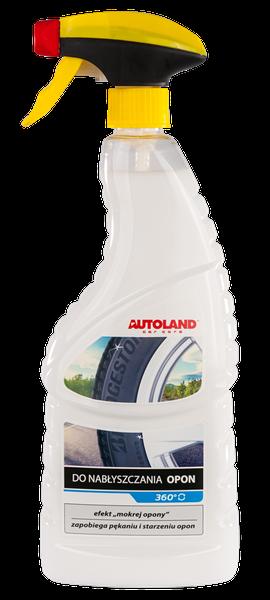 Agent pentru intretinerea anvelopelor, Autoland, 750 ml 0