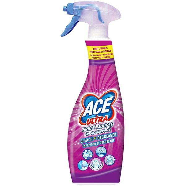 Spray cu spuma Ace, Ultra Fresh, 700 ml 0