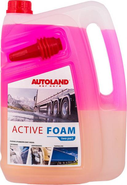 Spuma activa bifazica, Active Foam, Autoland, 5 L [0]