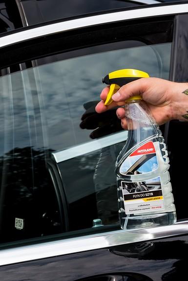 Solutie pentru curatarea suprafetelor din sticla, Glass Cleaner, Autoland, 750 ml 1