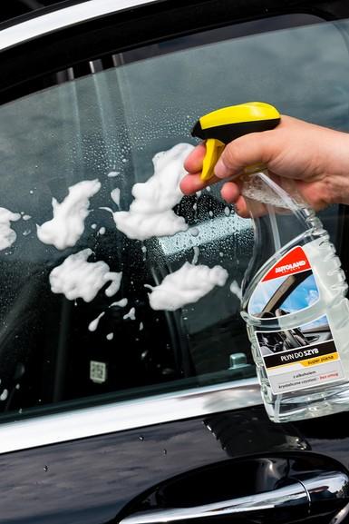 Solutie pentru curatarea suprafetelor din sticla, Glass Cleaner, Autoland, 750 ml 2