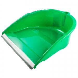 Faras cu lamela de cauciuc si maner inalt, verde3