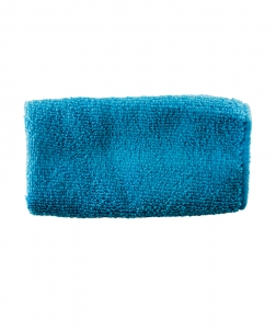 Laveta universala 100% microfibra albastra, 30x30 cm0