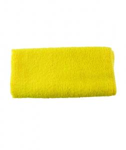 Laveta universala 100 % microfibra galbena,  30x30 cm0