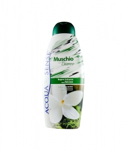 Gel de dus Mosc alb Acqua Sense 750 ml