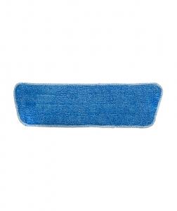Mop plat microfibra, Terry Velcro, 40 cm0
