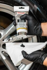 Gel curatarea si intretinerea anvelope, Tyre Gel, Autoland, 150 ml [2]