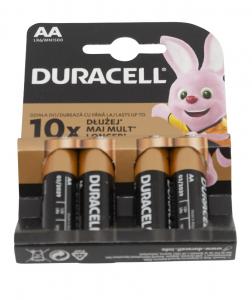 Baterii alcaline AA Duracell Ultra, 4 bucati1
