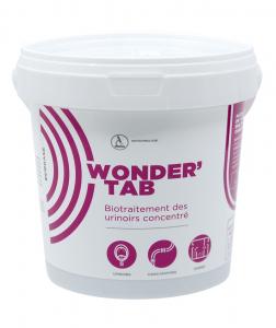 Biotratament concentrat pentru pisoare, WONDERTAB, 12x40 g1