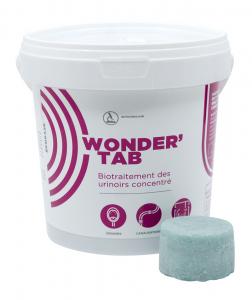 Biotratament concentrat pentru pisoare, WONDERTAB, 12x40 g0