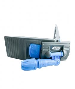 Mecanism mop cu buzunare, 40 cm, albastru2