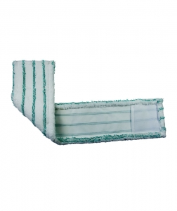 Mop plat cu buzunar, microfibra, 80 cm1
