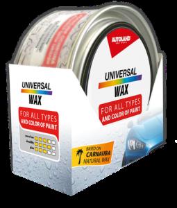 Ceara auto solida, Universal wax, Autoland, 250 g0