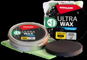Ceara auto solida, Ultra wax, Autoland, 100 g0