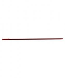 Coada metalica 130 cm, rosie