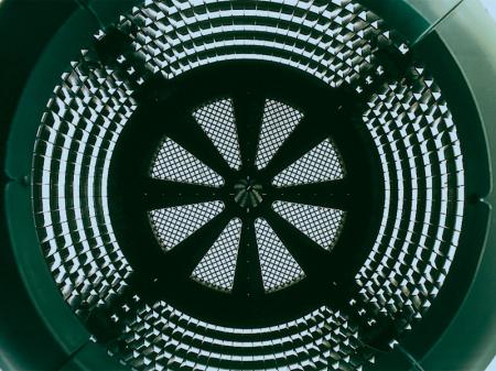 Compostor de gradina, verde, 660 L [4]