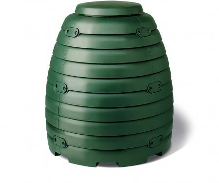 Compostor de gradina, verde, 660 L [0]