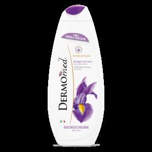 Dermomed Idratante - Gel de dus cu talc si iris, 750 ml [1]