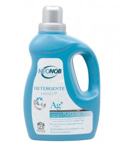 Detergent igienizant rufe cu ioni de argint 4 in 1, Neonob, lichid, 1,5 l, 23 spalari