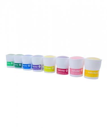 Kit detergent igienizant ultraconcentrat, Inducap 50, 22 ml [6]