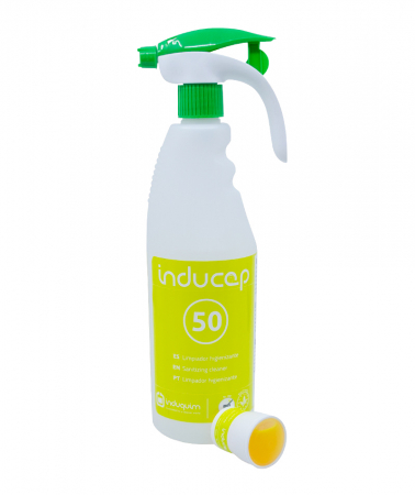 Kit detergent igienizant ultraconcentrat, Inducap 50, 22 ml [2]