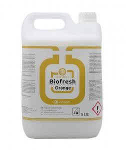 Detergent pardoseala Biofresh Portocala, 5L0