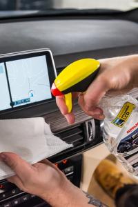 Detergent auto suprafete multiple, Interior Cleaner, Autoland, 750 ml [2]